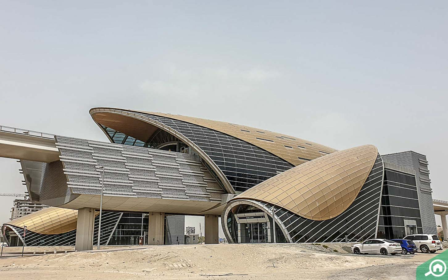 al jadaf metro station near dubai culture village