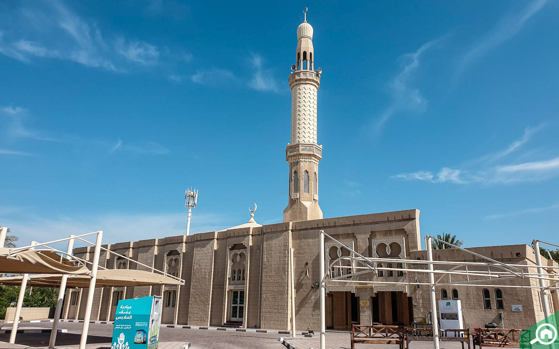 Mosques in Wadi Al Safa 2