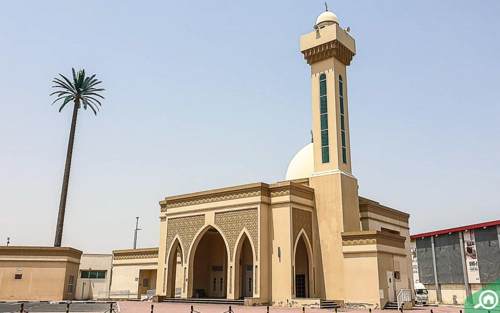 Ajman China Mall Mosque
