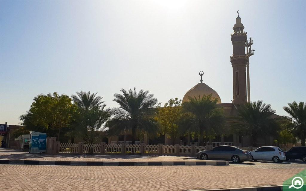 Mosque in Nad Al Hamar
