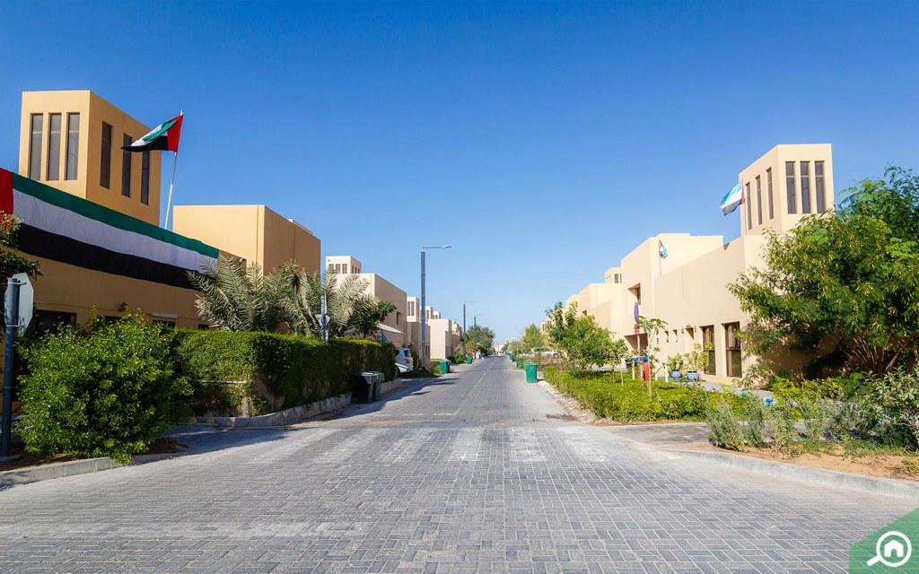 عقارات جزيرة ياس ابوظبي