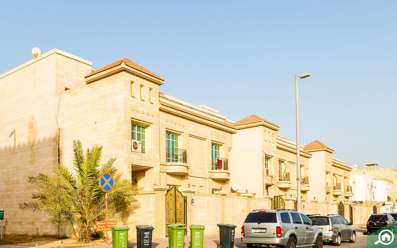 Al Mushrif Villas