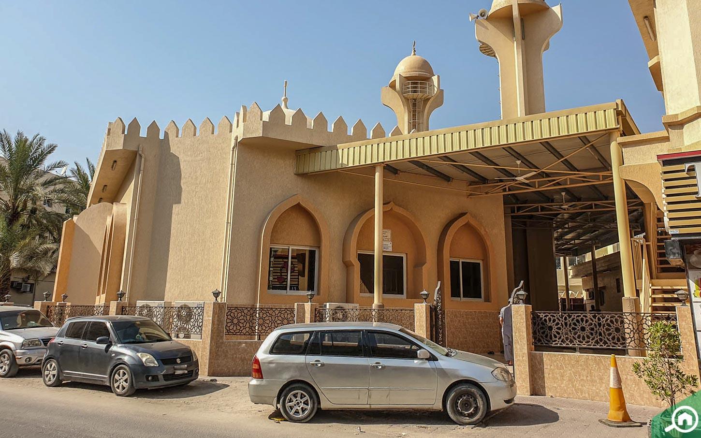 Al Furqan Mosque in Al Nakhil