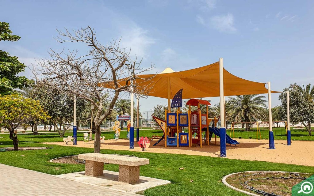Parks in Al Ghubaiba