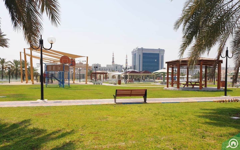 Al Maqta Park Between Two Bridges