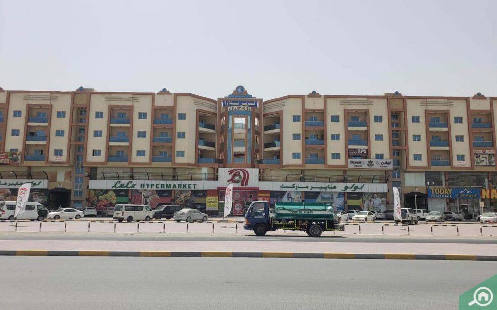 Nazir Plaza in Al Mowaihat