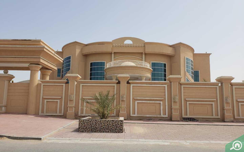 villas in musherief
