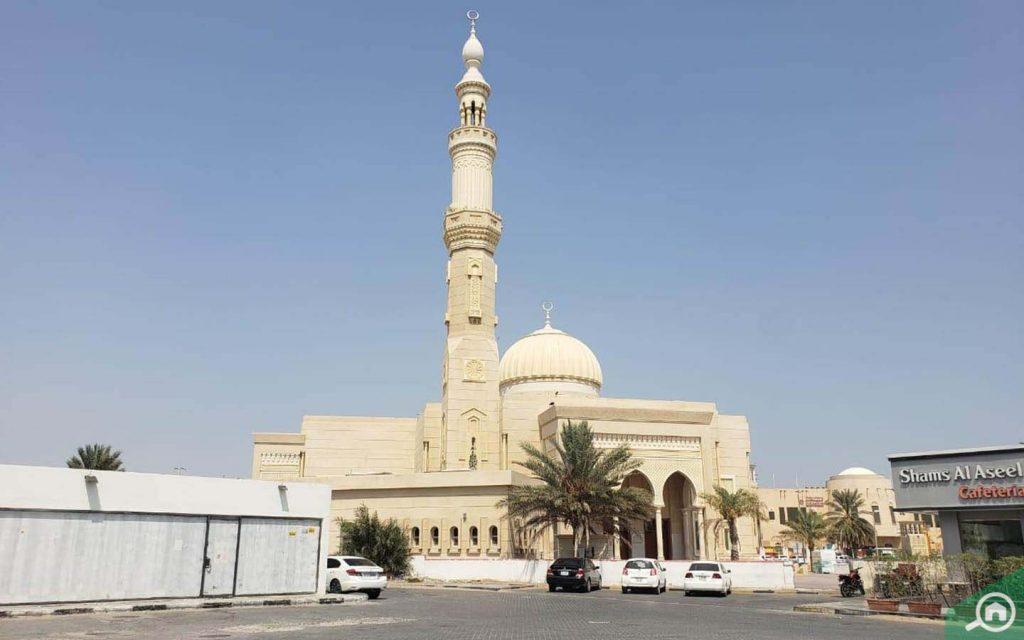 Amar Ibn Yasser Mosque
