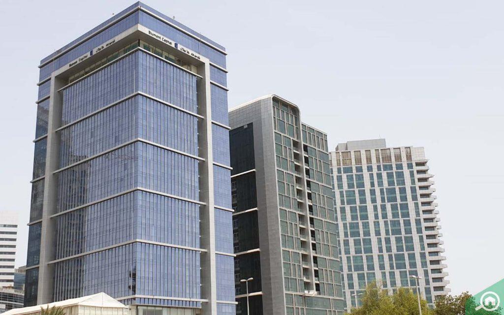 Apartment building in Al Aman