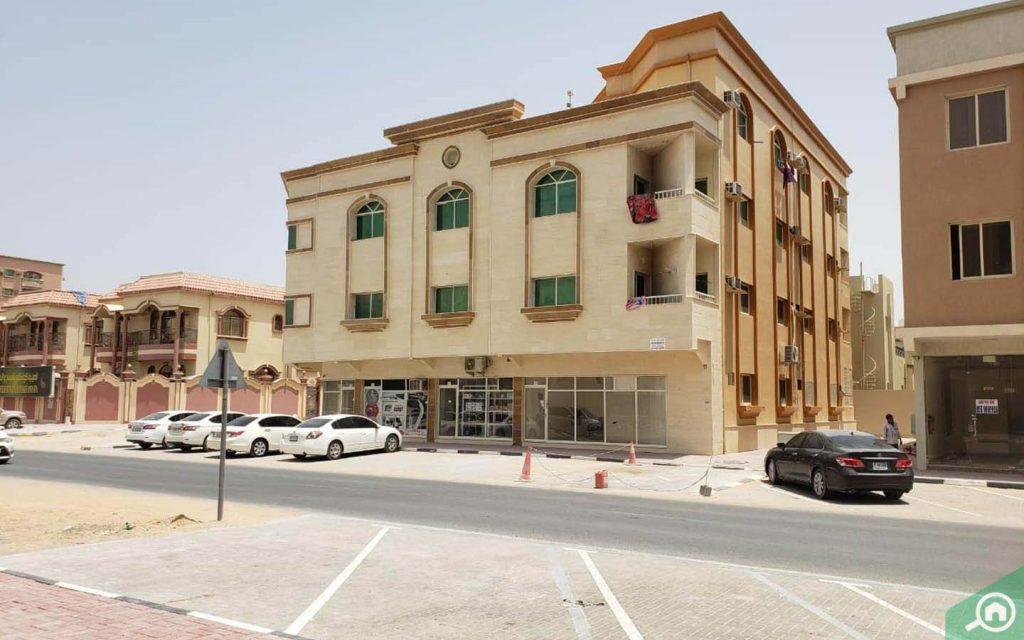 Apartments in Al Mowaihat