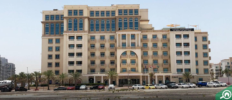 Arjan Dubai