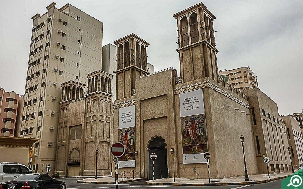 Art Foundation in Al Shuwaihean