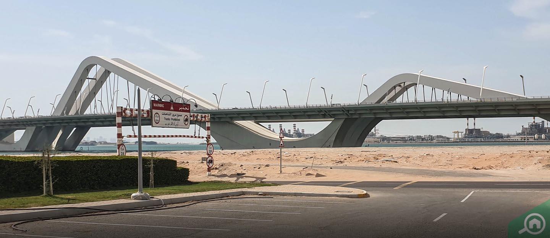 Between Two Bridges Abu Dhabi