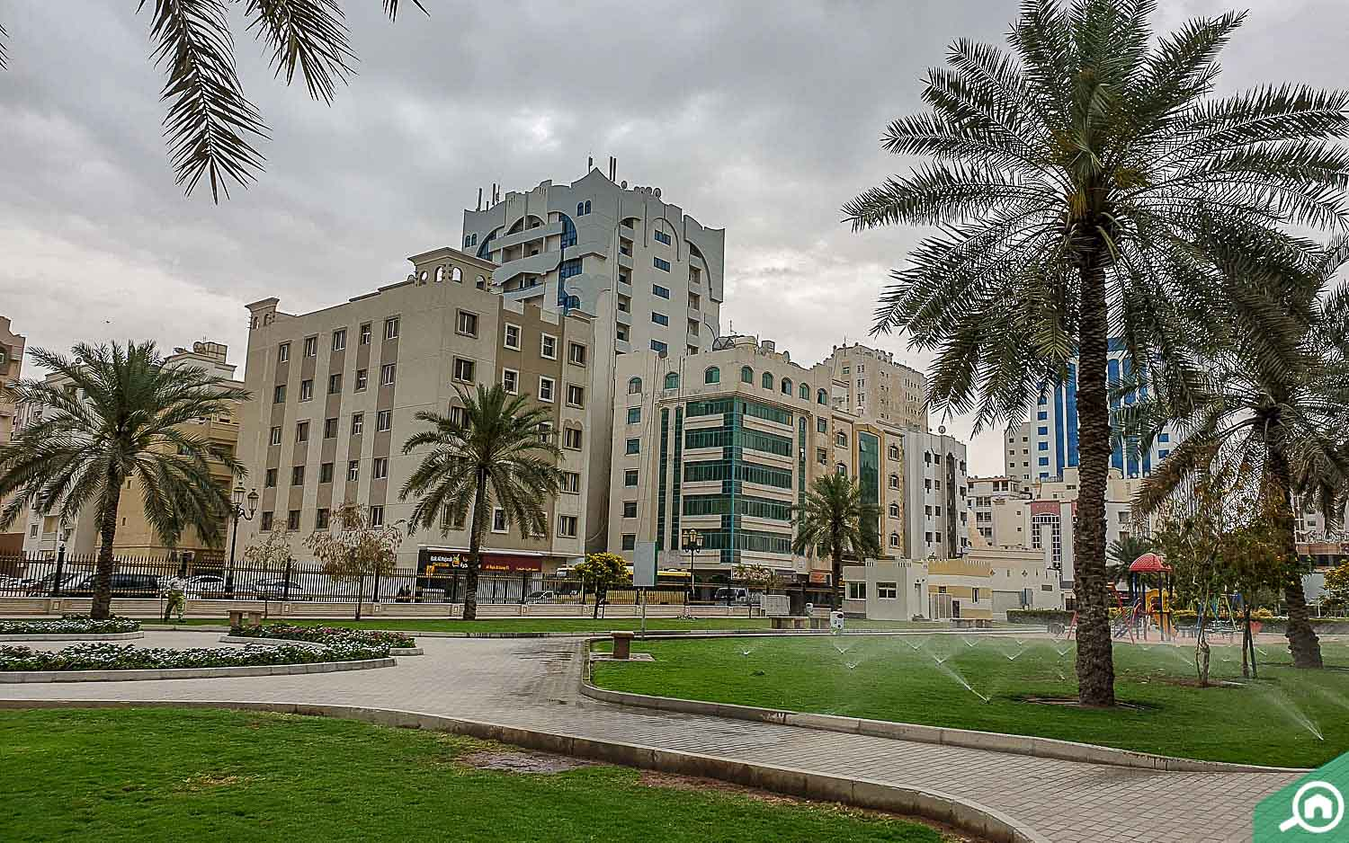 apartments in Al Qulaya'ah Sharjah