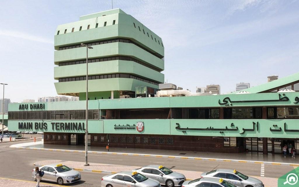 public transportation in Al Karamah