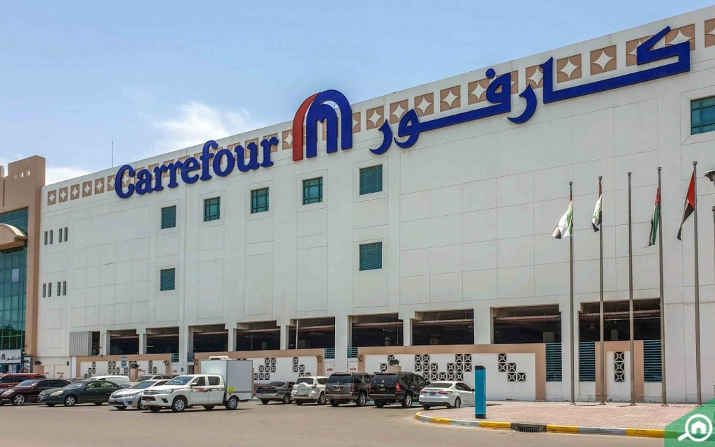 Carrefour in Zayed Sports City