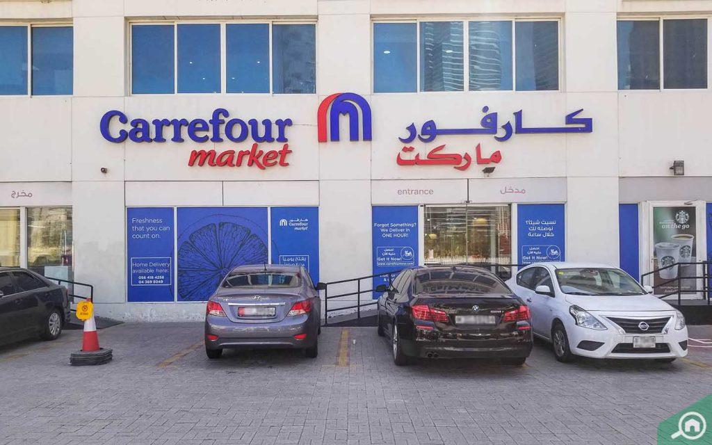 Carrefour Market JLT
