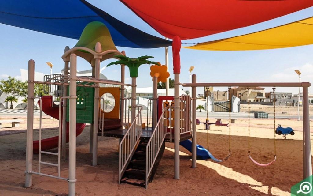play area in Al Hamidiyah
