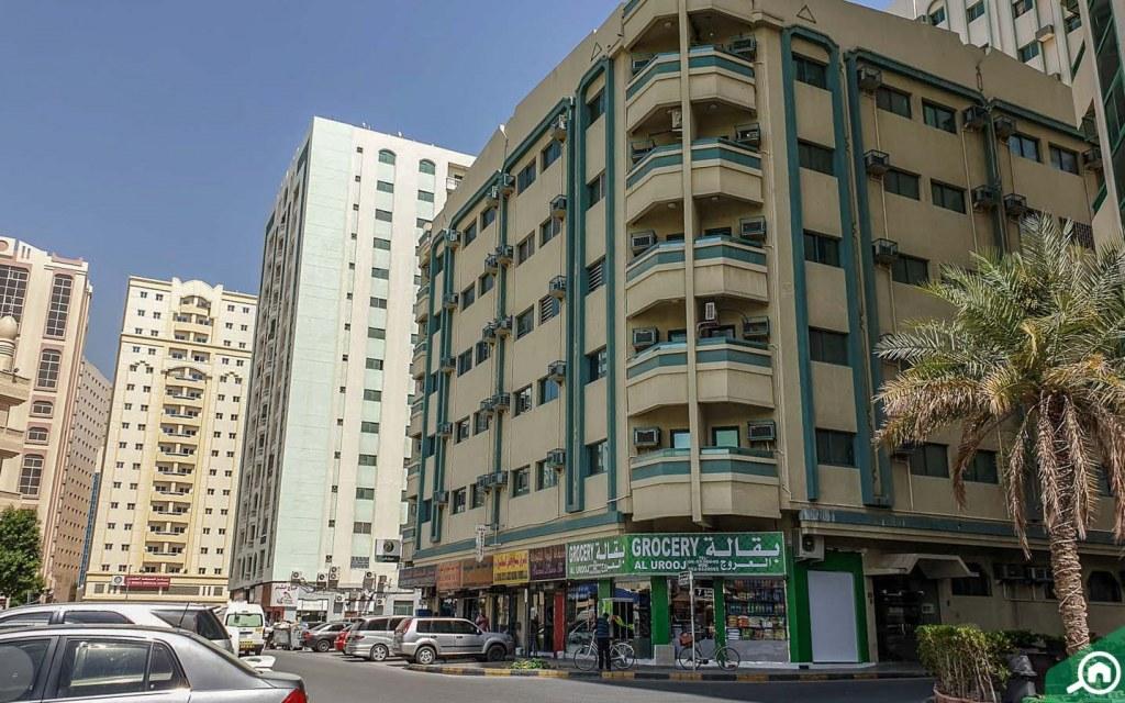 Supermarket Abu Shagara