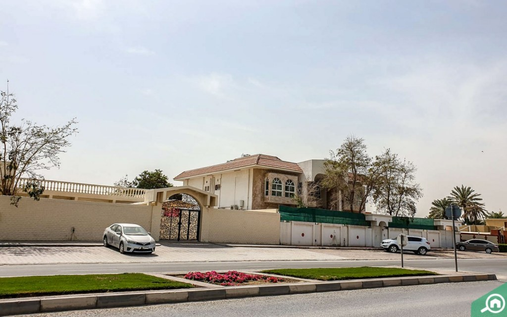 villa in al sabkha