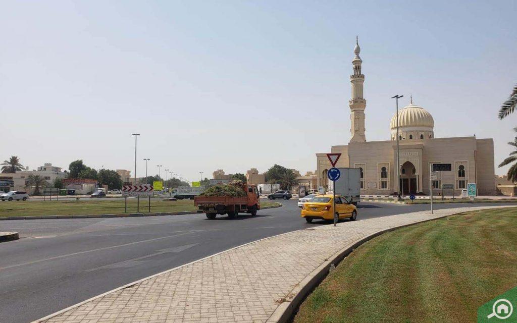 Community view of Al Jazzat Sharjah