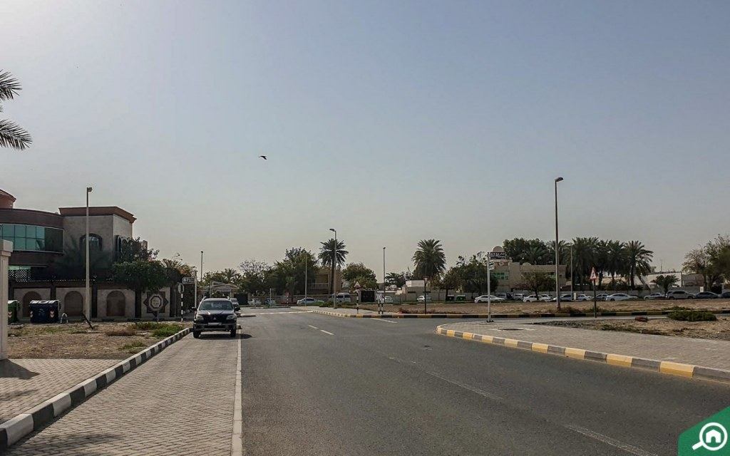 Neighboring areas of Sharqan