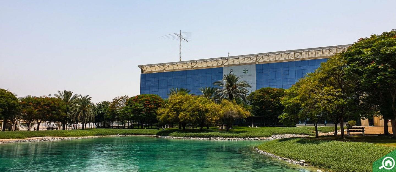 Dubai Industrial Park AG