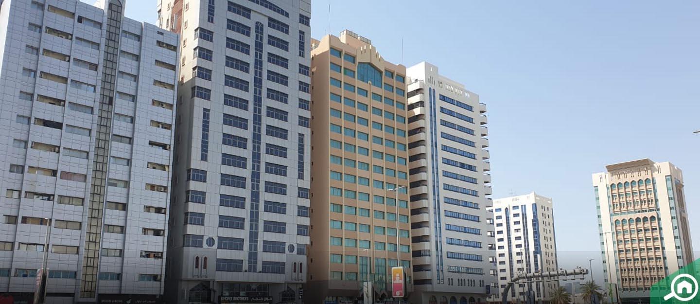 Defence Street Abu Dhabi