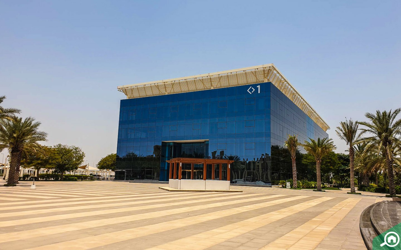 Dubai Industrial Park properties