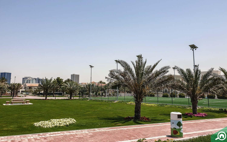 Al Nekhalat Park Al Nekhailat