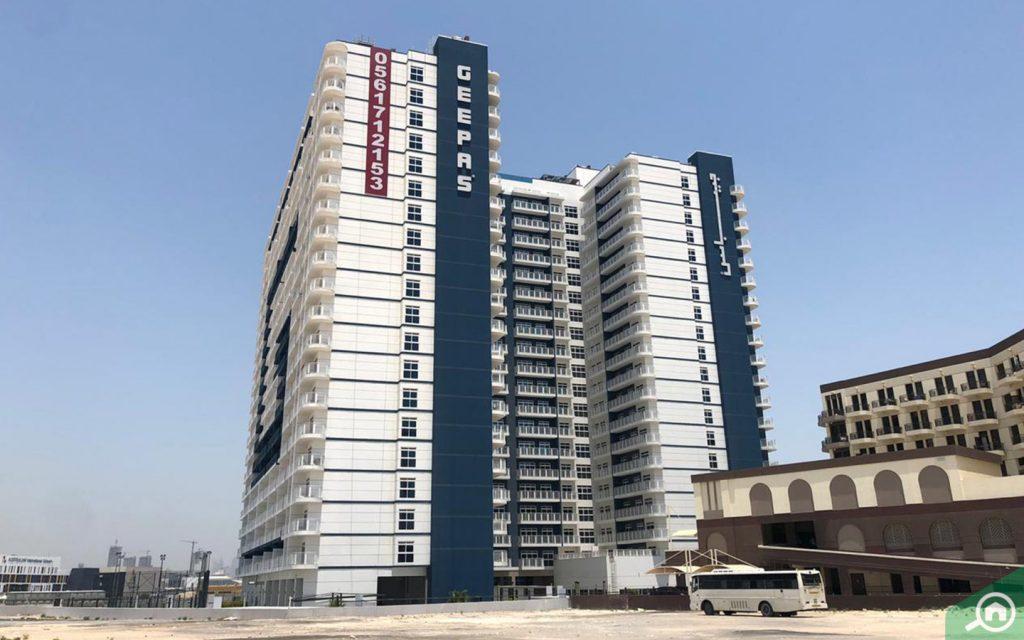 Geepas Tower Arjan