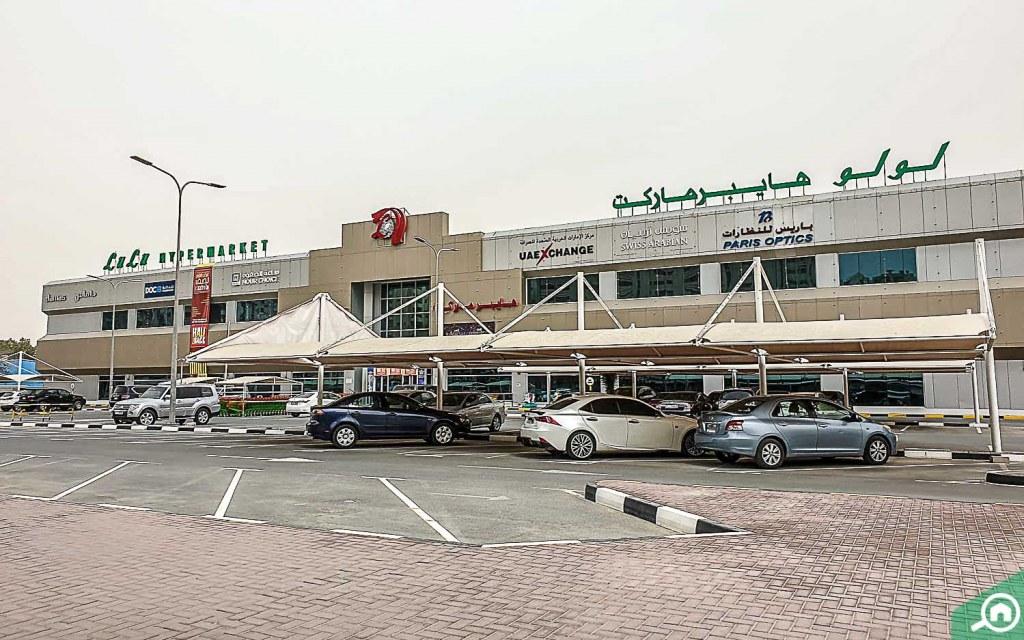 Lulu supermarket in Industrial Area