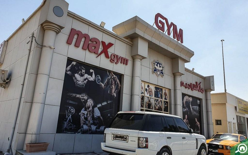 gym in Al Hamidiyah
