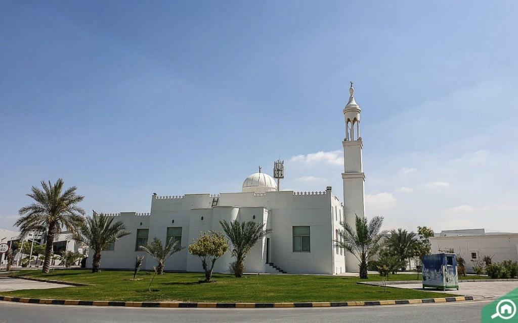 Mosques in Al Hamidiyah