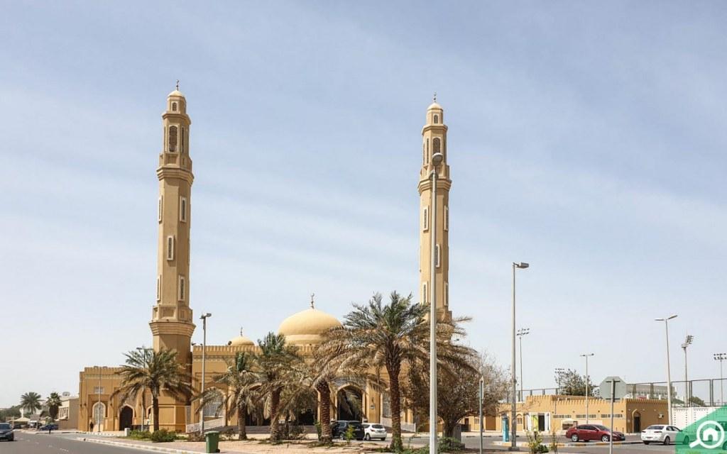 mosque in Al Karamah