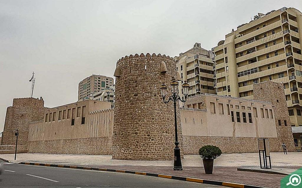 Image of Sharjah Museum near Al Shuwaihean