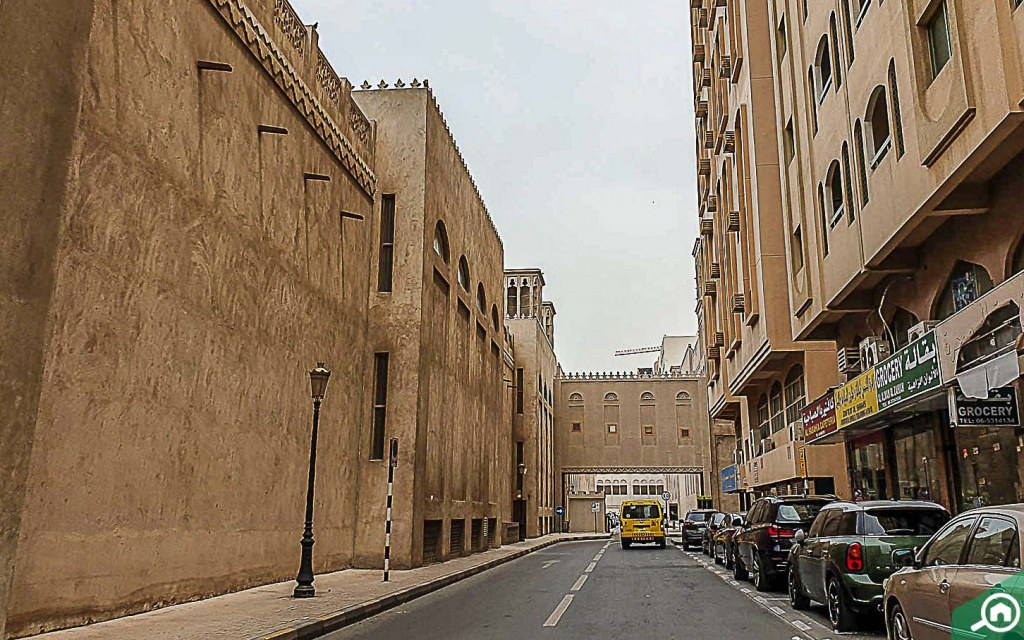 Sharjah Museum near Al Shuwaihean