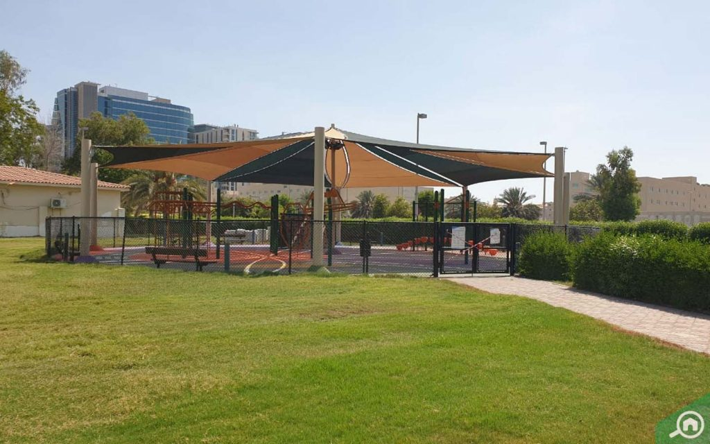 park in Al Aman