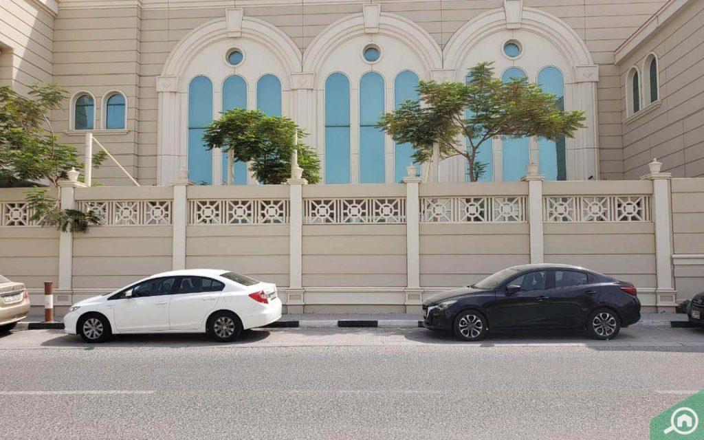 Parking in Yarmook Sharjah