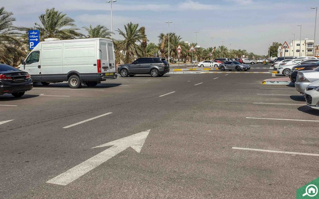 Parking Space in Al Maqtaa