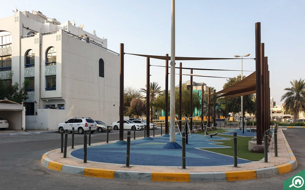 Playground in Al Manaseer