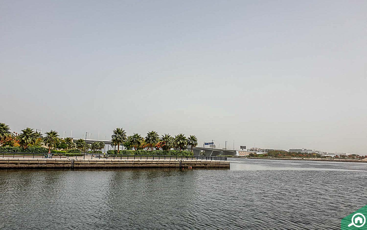sea view in dubai culture village