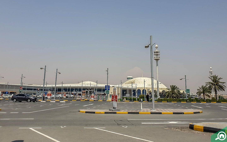 Sharjah International Airport near Hoshi