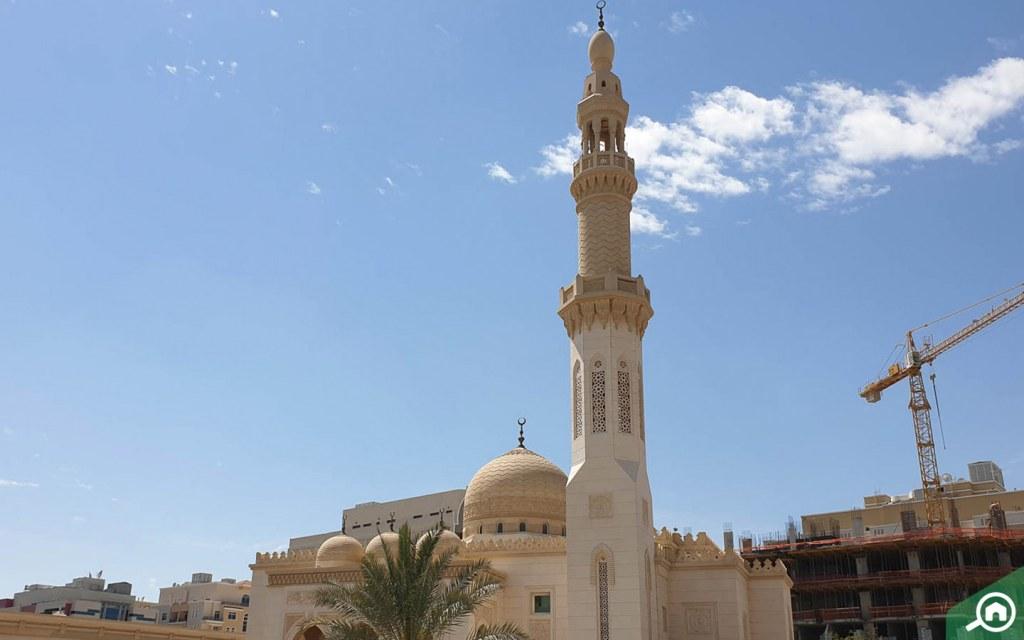 مسجد الشيخ راشد بن مكتوم بن راشد