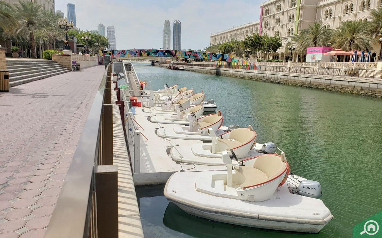 Sofa boat rides