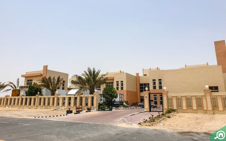 Spanish Twin Villas Dubai Industrial Park