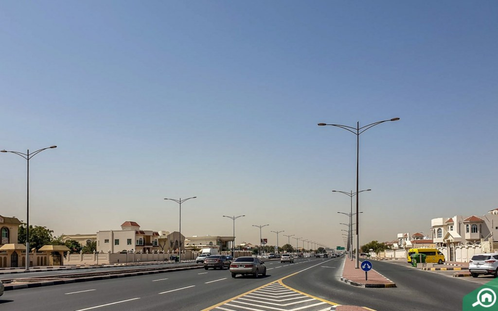 Street view Al Azra
