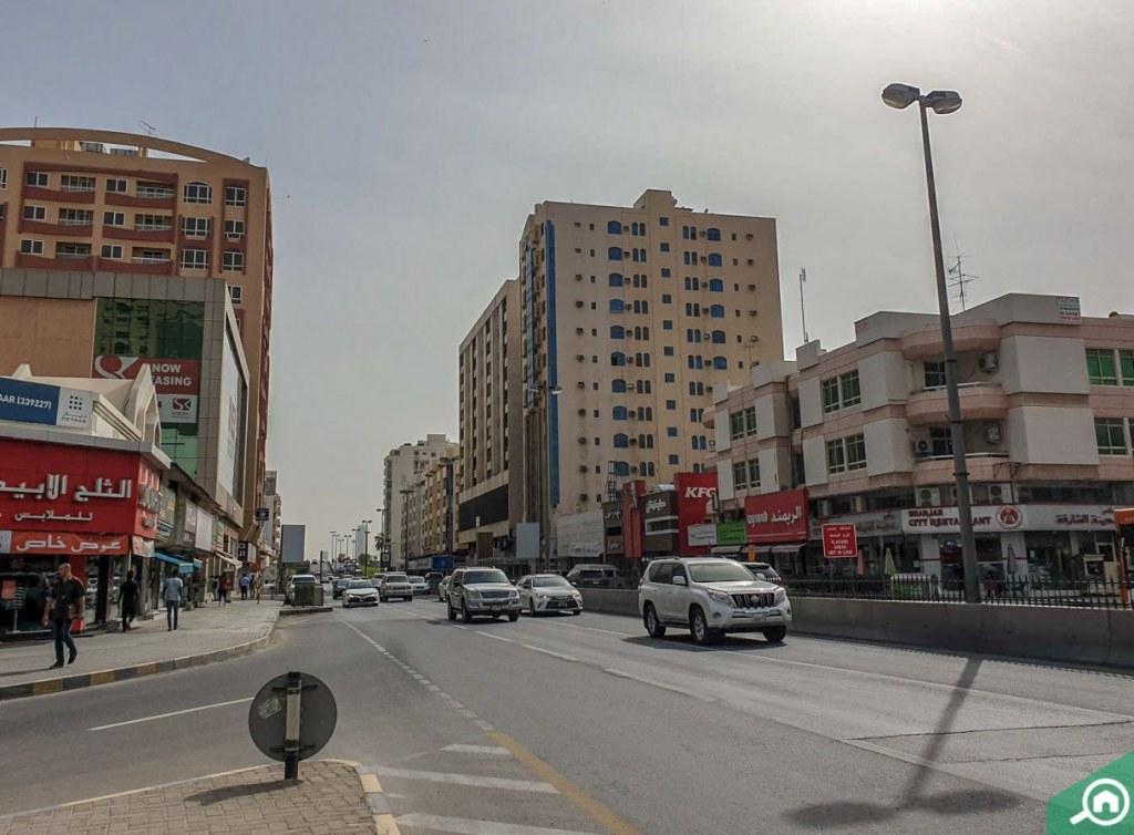 Rolla Sharjah amenities