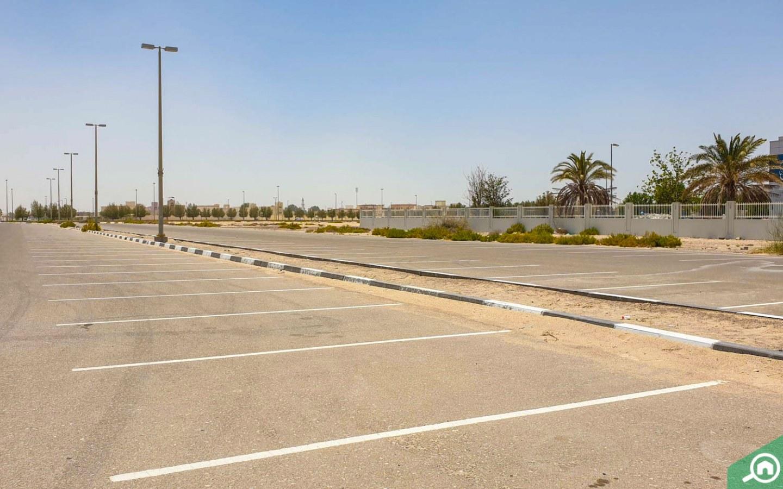 Street view of Al Nakhil