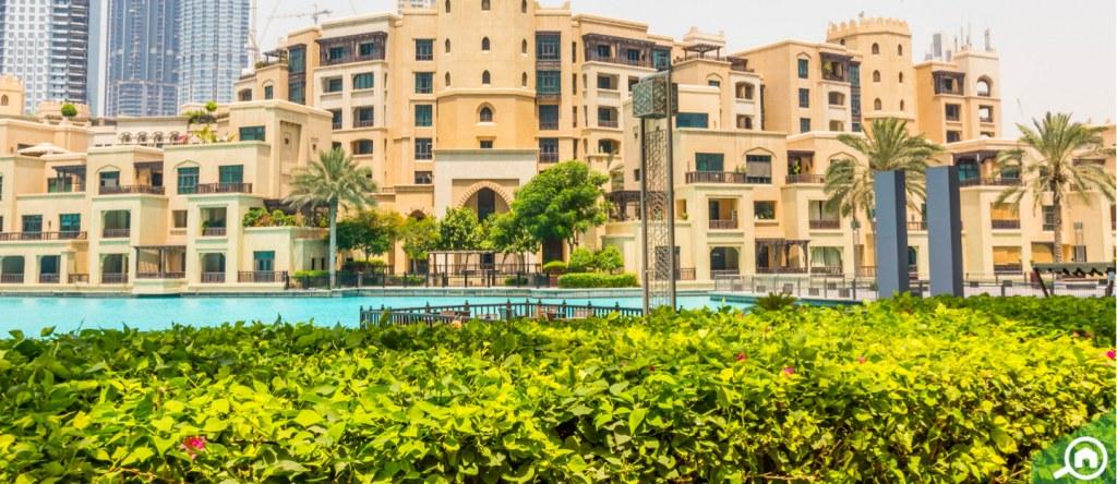 المدينة القديمة دبي